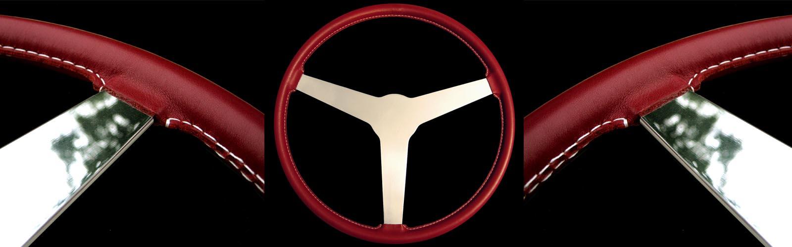 Steering Wheels to fit Lotus 6 six, VI, Lotus 7 seven VII, Lotus 11 Eleven XI Lotus Cortina Mk1, Lotus Elite, Lotus Elan, Lotus Europa Lotus Escort Twin Cam